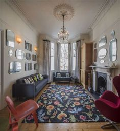 5 bed property for sale in Marylands Road, Maida Vale, London W9
