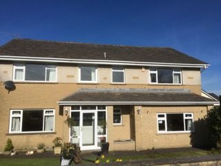 Thumbnail 4 bed detached house for sale in Gills Croft, Clitheroe