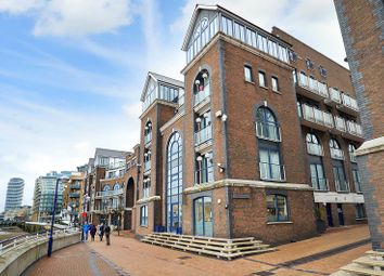 Thumbnail 1 bed flat for sale in Molasses House, Clove Hitch Quay, London