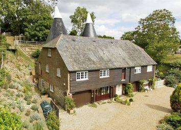Thumbnail 6 bed semi-detached house for sale in 1 Boyton Court Oast, Boyton Court Road, Sutton Valence, Kent