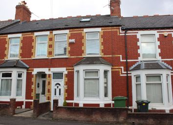 Thumbnail 3 bed terraced house for sale in Wauntreoda Road, Whitchurch, Cardiff