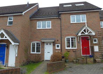 Thumbnail 2 bed terraced house to rent in Chertsey Street, Elvetham Heath, Fleet