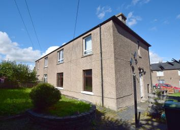 Thumbnail 2 bed flat for sale in Eildon Terrace, Newtown St Boswells