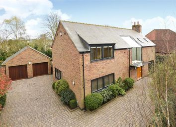 Thumbnail 3 bed detached house for sale in The Elms, Church Road, Molescroft, Beverley