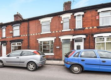 Thumbnail 3 bed terraced house to rent in Leek Road, Stoke-On-Trent