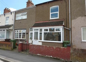 Thumbnail 2 bed terraced house for sale in Sixhills Street, Grimsby