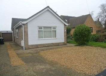 Thumbnail 2 bed detached bungalow for sale in Cartmel Way, Eye, Peterborough, Cambridgeshire