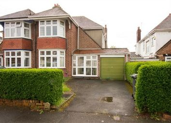 Thumbnail 3 bed semi-detached house for sale in Windsor Avenue, Penn, Wolverhampton, West Midlands