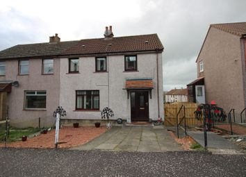 Thumbnail 3 bed semi-detached house for sale in Holmburn Avenue, Cumnock