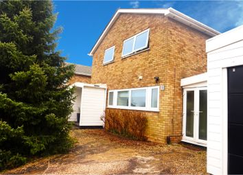 Thumbnail 4 bed link-detached house for sale in Gaynesford, Basildon