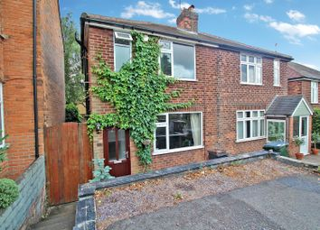 Thumbnail 3 bed semi-detached house to rent in Clipstone Avenue, Mapperley, Nottingham