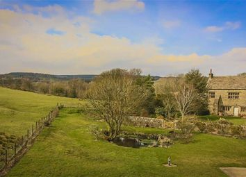 Thumbnail 4 bed farmhouse for sale in Hill Lane, Hurst Green, Clitheroe