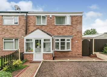 2 bed terraced house for sale in Shelley Close, Catshill, Bromsgrove B61