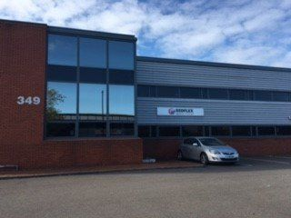 Thumbnail Light industrial for sale in Perth Trading Estate, Perth Avenue, Slough
