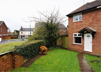 Thumbnail 2 bed semi-detached house for sale in Chancery Lane, Peterborough