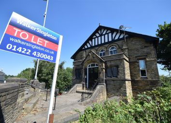 Thumbnail 1 bed flat to rent in Huddersfield Road, Liversedge