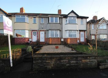 Thumbnail 2 bedroom terraced house for sale in Southmead Road, Westbury On Trym, Bristol