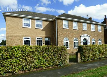 Thumbnail 5 bed detached house for sale in Bellwood Crescent, Thorne, Doncaster.