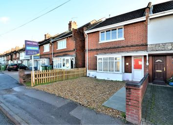 Thumbnail 3 bed end terrace house to rent in Victoria Road, Woolston, Southampton