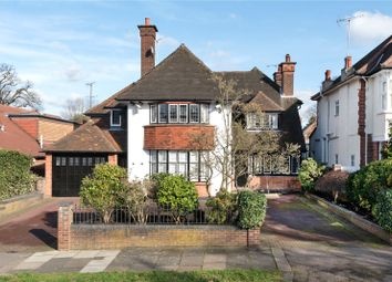 Thumbnail Detached house to rent in Seaforth Gardens, Winchmore Hill, London