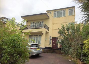 Thumbnail 5 bed detached house for sale in Valencia Road, Stanmore, Middlesex