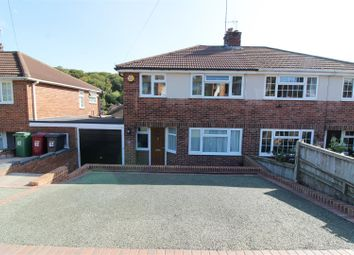 Thumbnail 3 bed semi-detached house for sale in Sheridan Avenue, Caversham, Reading