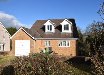 Thumbnail 5 bed detached house for sale in Llantarnam Road, Llantarnam, Cwmbran