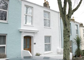Thumbnail 3 bed terraced house to rent in Killigrew Place, Killigrew Street, Falmouth
