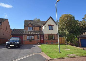 4 bed detached house for sale in Miller Way, Exminster, Exeter EX6