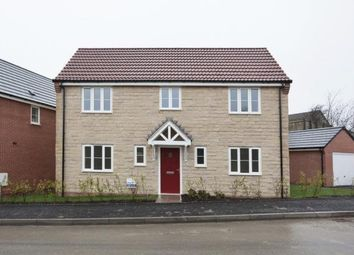 """Thumbnail 4 bed property for sale in """"The Jasmine At Mill Farm, Tibshelf"""" at Mansfield Road, Tibshelf, Alfreton"""
