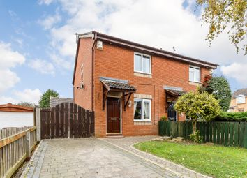 Thumbnail 2 bed semi-detached house for sale in Woodmoor Drive, Wakefield