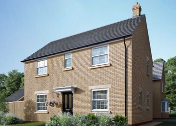 """Thumbnail 3 bed detached house for sale in """"The Mountford"""" at Uffington Road, Barnack, Stamford"""