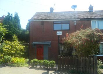 Thumbnail 2 bedroom semi-detached house to rent in Deepdale Road, Breightmet, Bolton