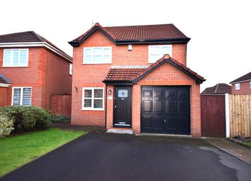 Thumbnail 3 bed detached house for sale in Marsham Road, Westhoughton