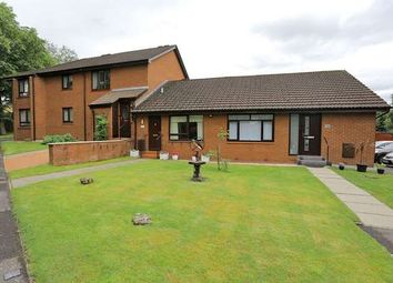 Thumbnail 1 bedroom terraced bungalow for sale in 55 Bullwood Court, Crookston, Glasgow