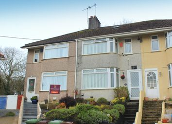 3 bed terraced house for sale in Hillside Crescent, Plymstock, Plymouth PL9