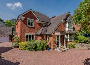 Thumbnail 5 bed detached house for sale in Hermitage Road, Edgbaston, Birmingham, West Midlands