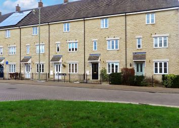 Thumbnail 4 bed terraced house for sale in Bluebell Way, Carterton, Oxfordshire