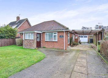 Thumbnail 2 bedroom detached bungalow for sale in Norwich Road, Swanton Morley, Dereham