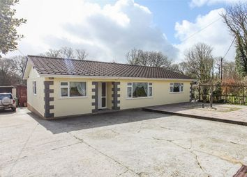 Thumbnail 4 bed detached bungalow for sale in High Street, Lanjeth, St Austell, Cornwall