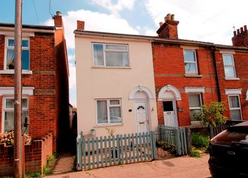 Thumbnail 3 bed end terrace house for sale in Albion Grove, Colchester