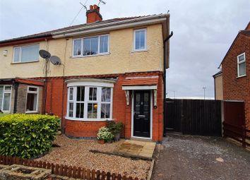 Midland Road, Ellistown, Coalville LE67. 3 bed semi-detached house for sale