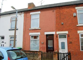 Thumbnail 3 bed terraced house to rent in Milton Street, Notts