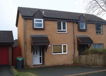 Thumbnail 2 bedroom semi-detached house for sale in Dinchope Drive, Hollinswood, Telford