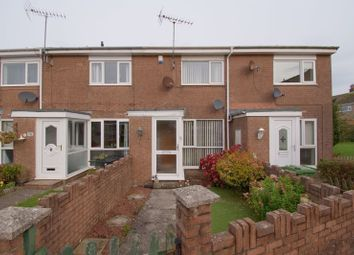 Thumbnail 2 bed terraced house for sale in Harringdale Road, High Harrington, Workington