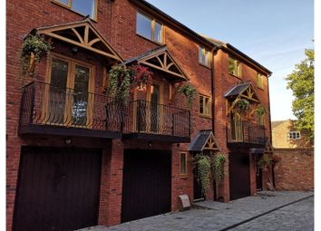 Thumbnail 4 bedroom town house for sale in Hill Street, Walsall