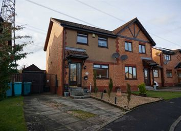 Thumbnail 3 bed semi-detached house for sale in Seafield Crescent, Cumbernauld, Glasgow