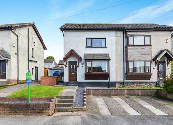 Thumbnail 2 bed semi-detached house for sale in Westmorland Road, Hensingham, Whitehaven