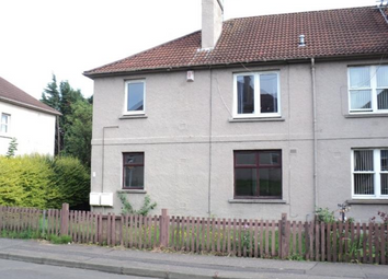 Thumbnail 2 bed flat to rent in Baird Crescent, Leven