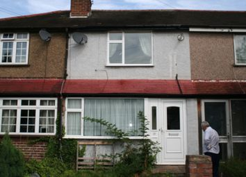 Thumbnail 2 bed terraced house for sale in Woodstock Gardens, Hayes, Middlesex